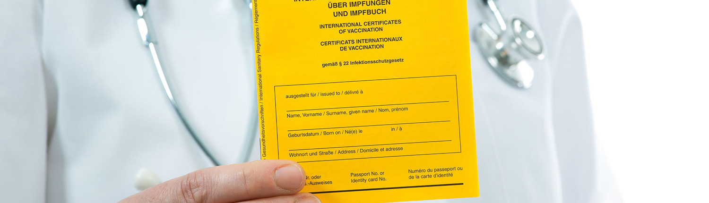HNO Praxis Susann Nettlau - Reiseimpfung